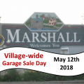 Garage Sale Sign Up Form